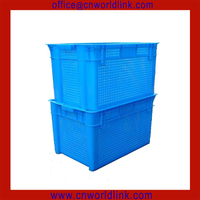 560 High Quality Stackable Plastic Fruit Storage Bins