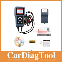 Master MST-8000+ Digital Battery Analyzer With Detachable Printer Automotive Battery Tester Tool