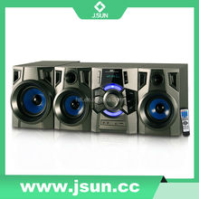 2015 New Hot sell hi fi 2.1ch speaker