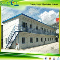 General Steel Frame Modular Homes