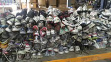 Athletic shoes (used)