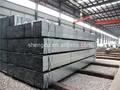Alta calidad tubo cuadrado de acero Material especificaciones