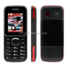 D201 Red + Black, MP3 FM Bluetooth Function 1.8 inch Mobile Phone, Dual SIM, GSM Network, Quad Band