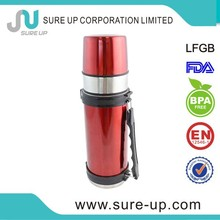 Family functional color quality insulated stainless steel vacuum thermos flask and cool box for sale(FSAF)