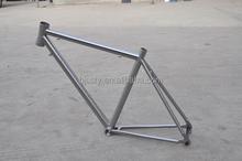 Used titanium alloy road bike/bicycle frame