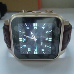 OEM ip68 waterproof smart watch support GPS, heart rate monitor, bluetooth, pedometer