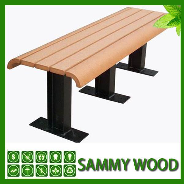 rustic wooden garden bench/garden bench bar