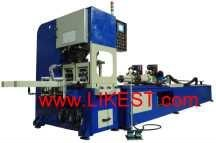 hydraulic pipe drilling Machine/automatic hole punch equipment