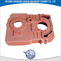 Best price China manufacture Grey iron & ductile iron cast HCF2400 heavy-truck transmissions alloy gravity precision die casting