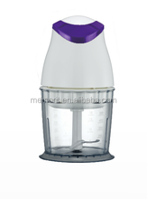 350W 0.5L plastic jug electric mini chopper