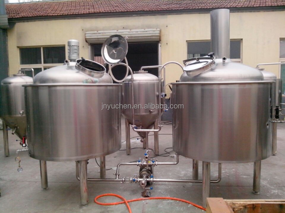 Beer brewing kettle craft beer equipment brewery equipment for Craft kettle brewing equipment