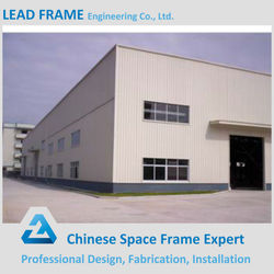 Light Steel Prefab Factory Building Metal House