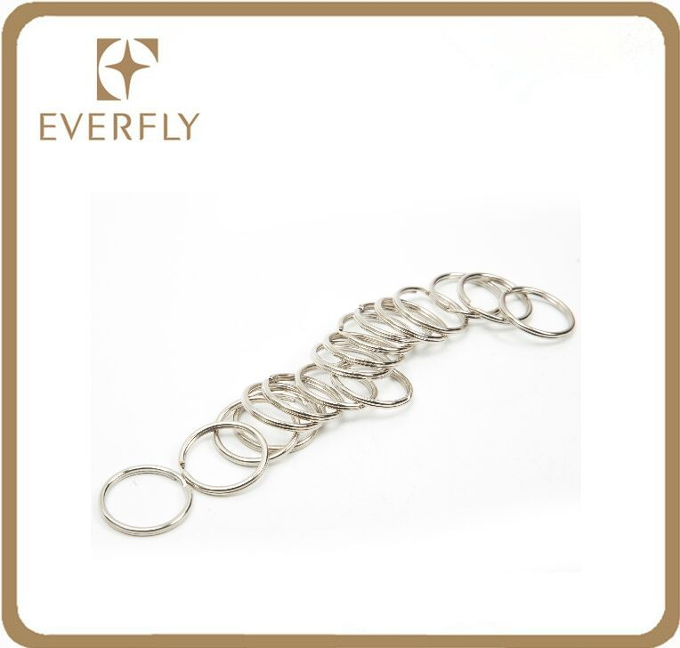 Usine en gros splitring de split key ring