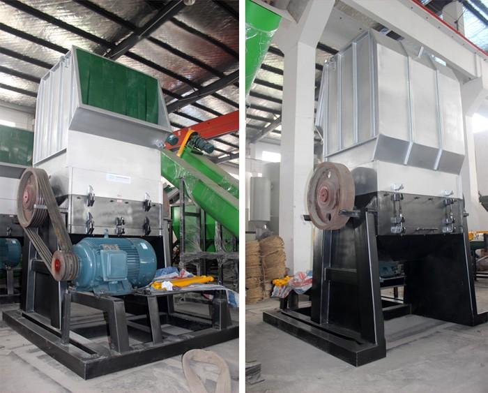 PET bottle PP PE film waste plastic recycling machine/wasted plastic recycling machine