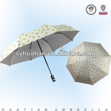 UV Protection auto open and close umbrella