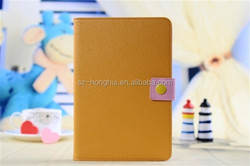 Wholesale low price flip cover leather case for ipad mini, For ipad mini high quality leather case HH-IPM05-29