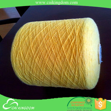 Specilized yarn manufacturer 9s polyester /cotton yarn dyed fabric