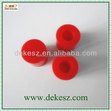 red silicone rubber bushing, Factory /ISO-TS16949:2009