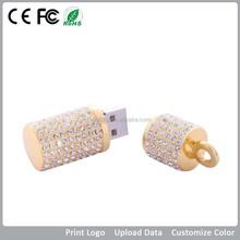 Jewelry Diamond 2GB Usb Flash Drive, Promo Usb Flash Memory