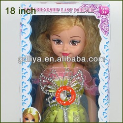 High-quality Russia feature house decoration fashion doll