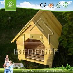 Large Wooden A Frame Asphalt Shingle Roof Dog Kennel