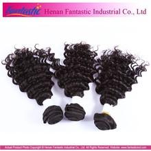 Full cuticle intact human hair extenions 10 inch can be dyed cheap 100% virgin brazilian hair