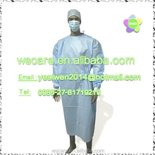 Basic and extra Surgical Gowns