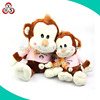 Wholesale cute small plush monkey toy&custom soft monkey plush toy
