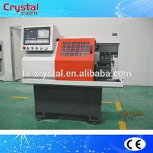 los tipos de mini cnc torno pequeño de metal del cnc tornos ck0640a