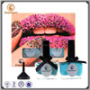 24 color velvet flocking powder for nail manicure
