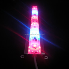 full spectrum 45W 0.9m red 660nm blue 460nm led grow light dc12v /3w leds outdoor grow lights roll/ rigid bar
