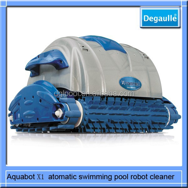 Wholesale Swimming Pool Equipment Aquabot X1 Automatic Robot Pool Vacuum Cleaner