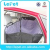 Pets supplies private label pet products car seat protector car seat covers