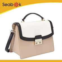 Genuine leather handbag,leather Lady bag,leather women handbag