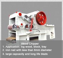 New Condition Professional Cut the Beech Wood Log Drum Wood log Chipper Eqipment