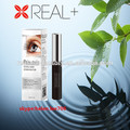 Venta al por mayor de cosméticos coreano real+plus libre de la muestra el crecimiento de las pestañas líquido