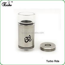Interesting products 2015 kid rda doge rda turbo rda turbo kit