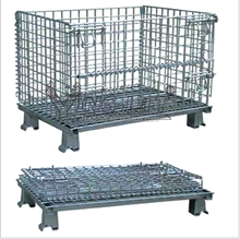 Storage Mesh Container Folding Steel Wire Container