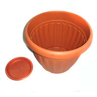 XY1280 plastic flower pot making machine