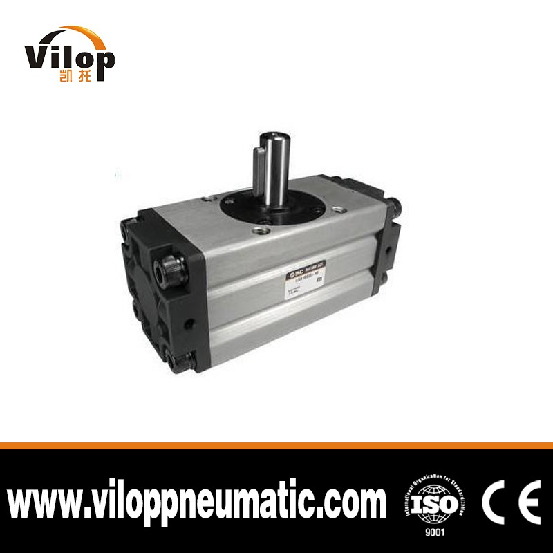 Actuador Rotativo VILOP CRA1/CDRA1 Estándar SMC, ángulo de rotación para diferentes tamaños 30 90 180 un 50 a 100 90 100 180 190