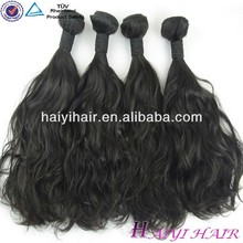 Brazilian Hair Extension Straight Body Wave Curly hair weave ponytail