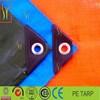 made-to-order useful and durable PE/PP tarpaulin,PE tarpaulin sheet,pe coated tarps with aluminium eyelets