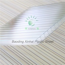 uv protection clear multiwall hollow polycarbonate sheet plastic greenhouse for sale