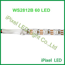 addressable ws2812b 60leds 5050 smd rgb led pixel strip
