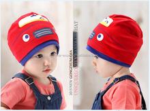 MZ2547 Baby Beanie hats cotton children caps for 6-36 month 2015