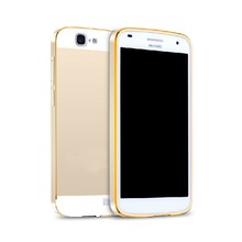 For HUAWEI Mobile Phone Is Thin And Smooth Metal Back Cover + Bumper Wholesale Manufacturers