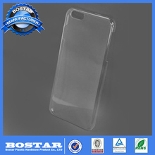 2014 Hot selling&high quality slim pc hard plastic cover case for iPhone 6 free sample