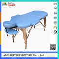 la quiropráctica portátiles mesa de masaje cama