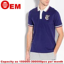 Los adultos personalizadas para hombre camisa de polo en china polo sport t- shirt de diseño en venta