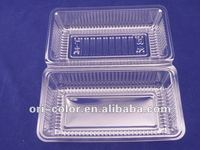 biscuit plastic packaging container